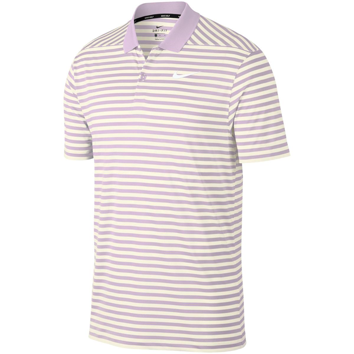 DRI-FIT ビクトリー ストライプLC 半袖ポロシャツ