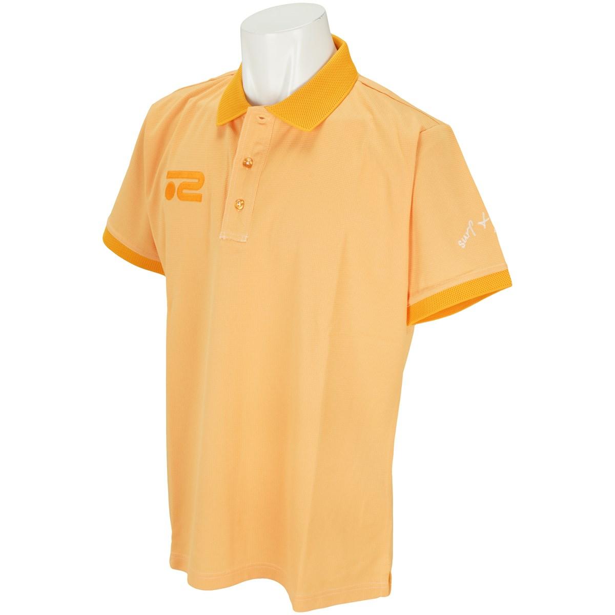 ロサーセン ROSASEN 半袖ポロシャツ 48 オレンジ