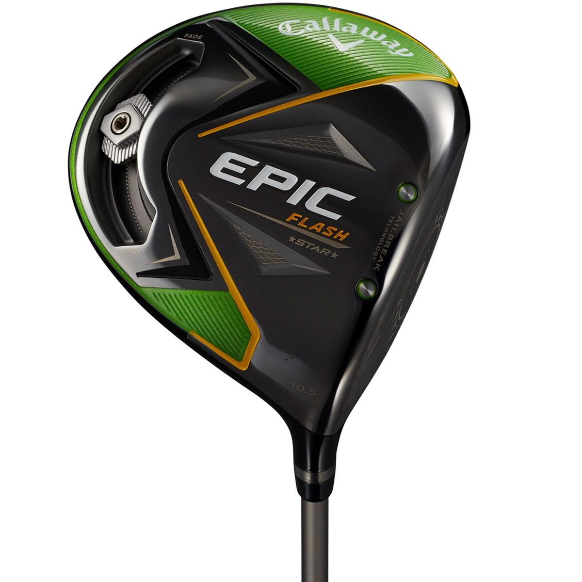 キャロウェイゴルフ GBB EPIC エピックフラッシュ STAR ドライバー Speeder Evolution for Callaway シャフト:Speeder Evolution for Callaway S 10.5° 59.5° 45.75inch