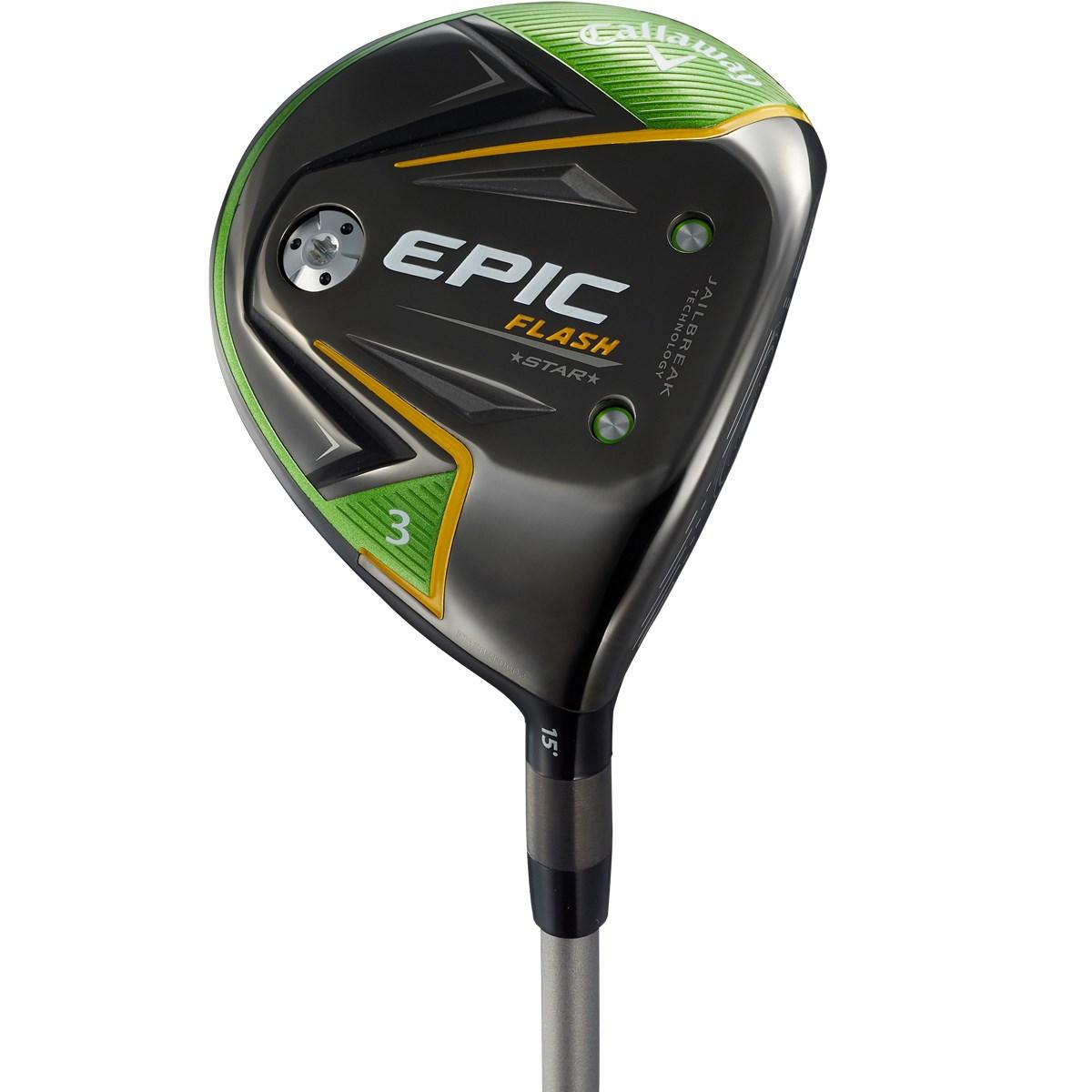 キャロウェイゴルフ(Callaway Golf) エピックフラッシュ STAR フェアウェイウッド Speeder Evolution V FW50