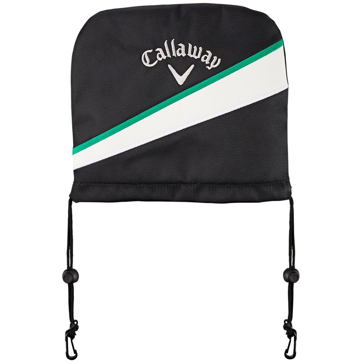 [2019年モデル] キャロウェイゴルフ Callaway Golf AM ACTIVE JM アイアンカバー ブラック メンズ