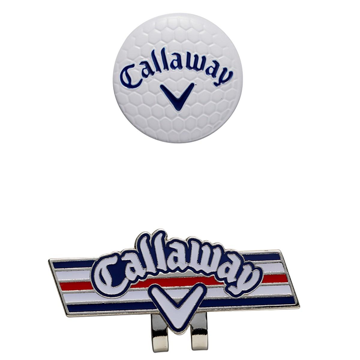 キャロウェイゴルフ(Callaway Golf) LOGO JM マーカー