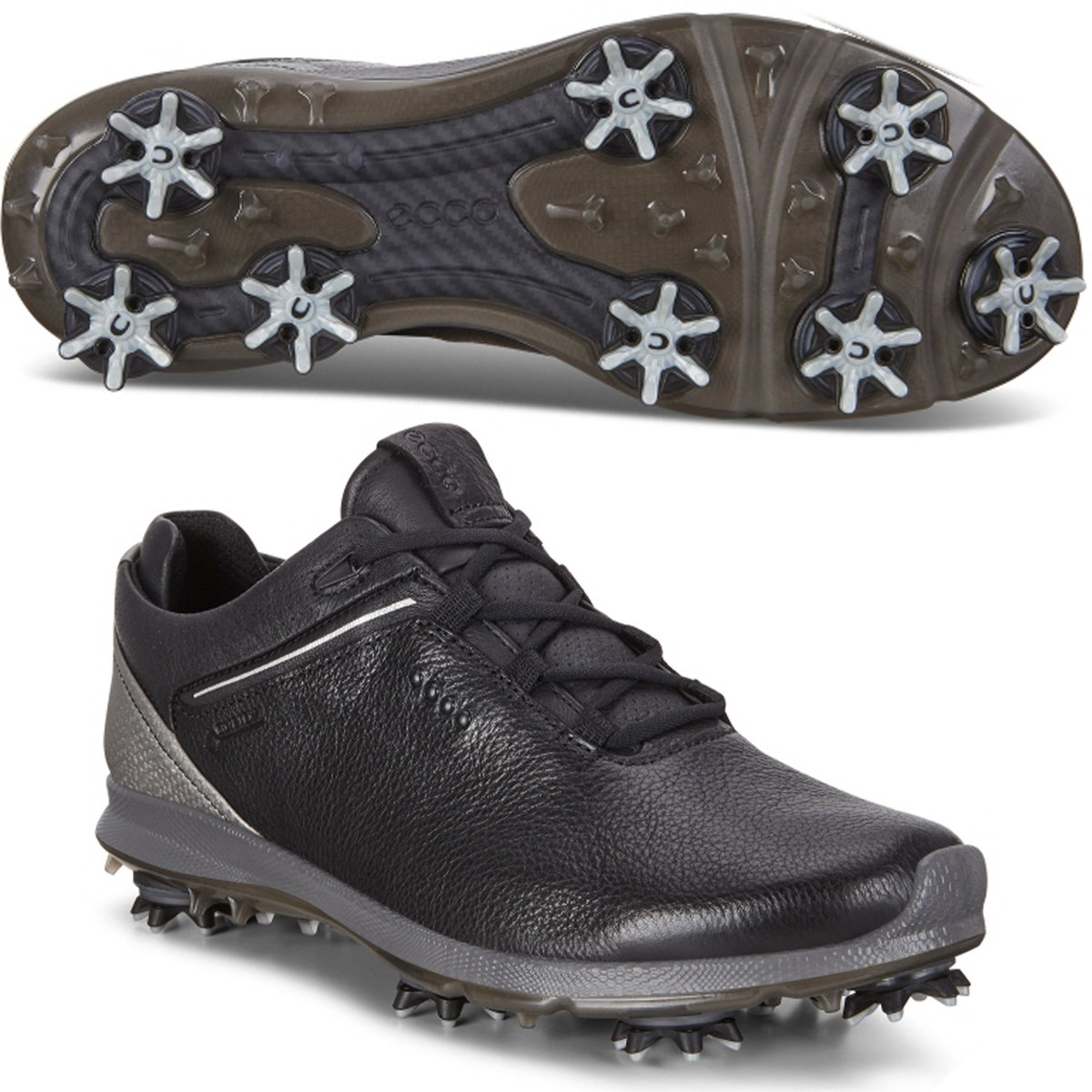 ecco エコー ゴルフ バイオム G2 2.0 GTX シューズ 25cm/EUサイズ40 ブラック レディス