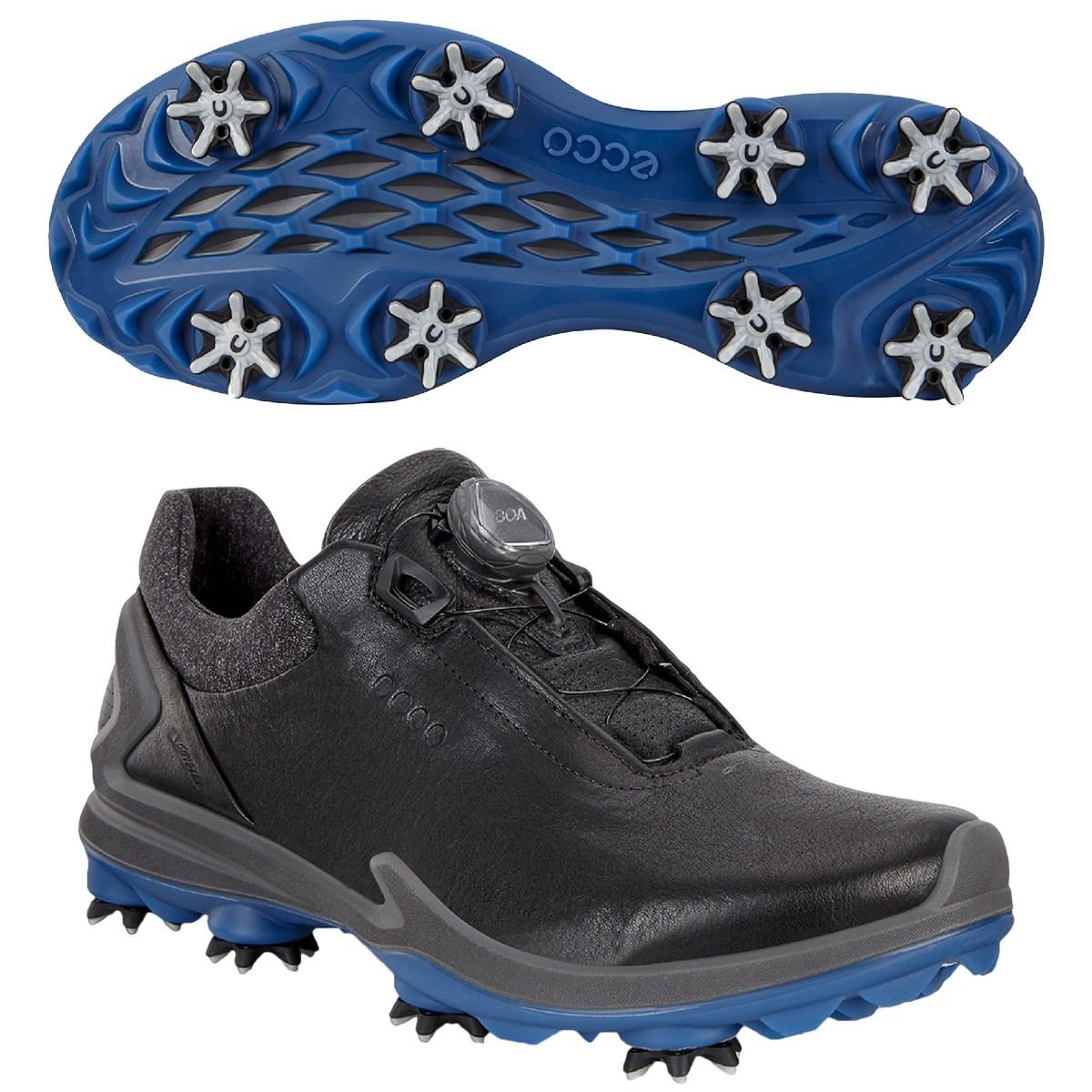 ecco エコー ゴルフ バイオム G3 BOA GTX シューズ 26cm/EUサイズ41 ブラック