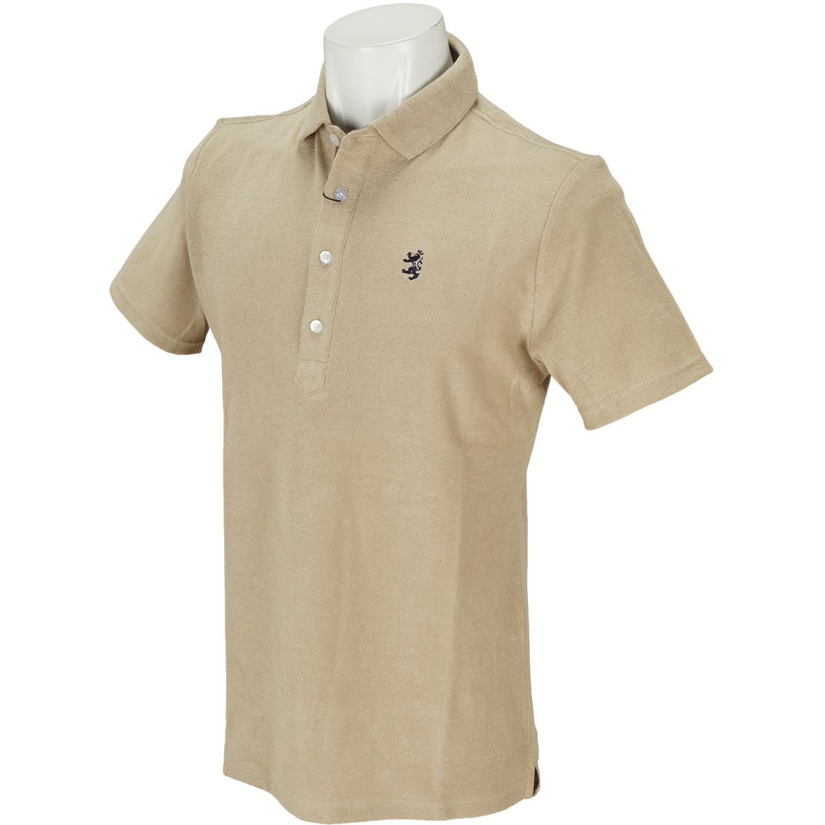 GDO限定 パイル半袖ポロシャツ