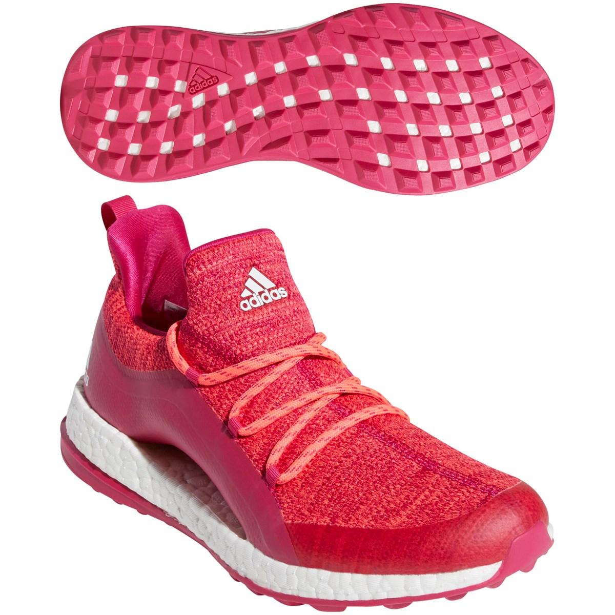 アディダス(adidas) ピュアブースト ゴルフ シューズレディス