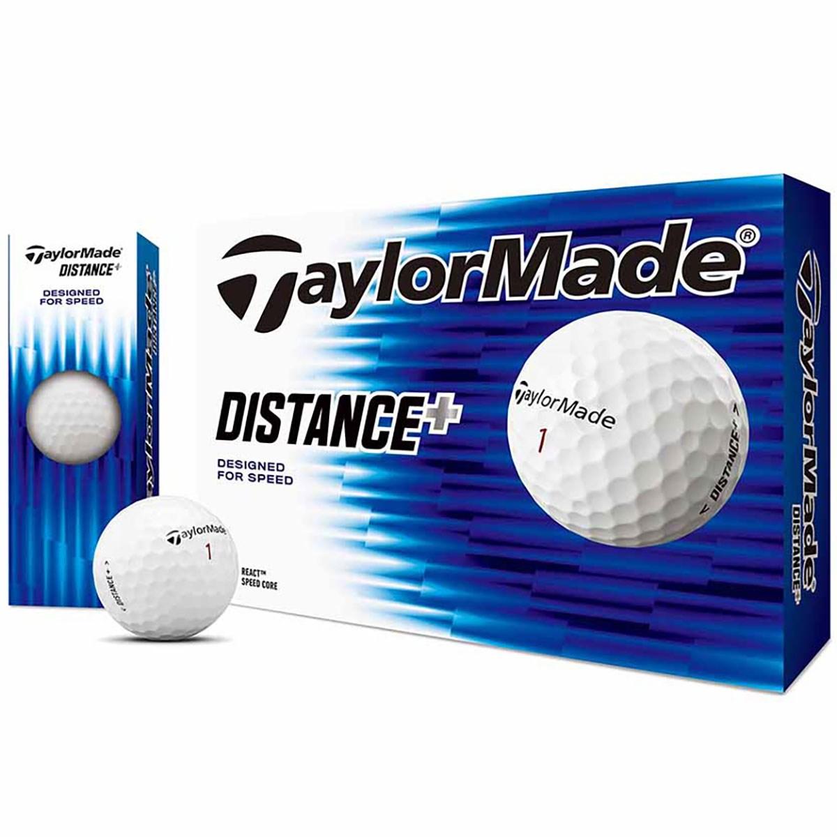 テーラーメイド(Taylor Made) DISTANCE+ ボール