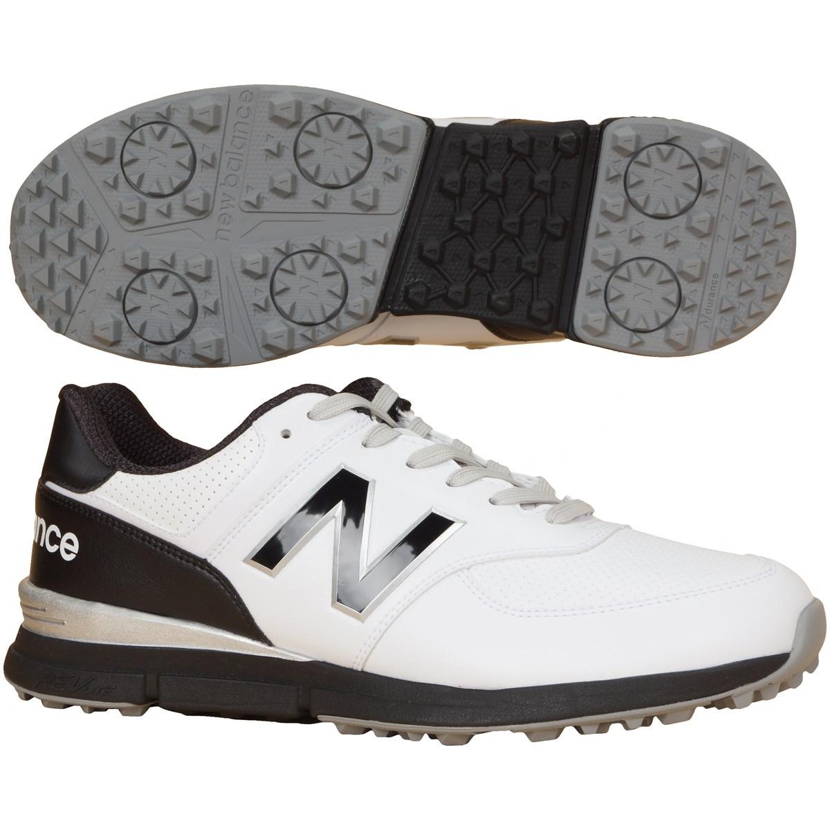 ニューバランス New Balance シューズ MGS57 27cm ホワイト/ブラック