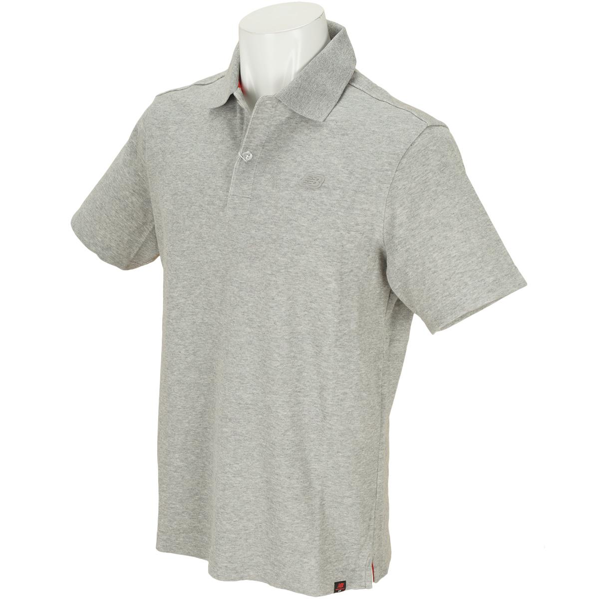 METRO メッシュ 半袖ポロシャツ