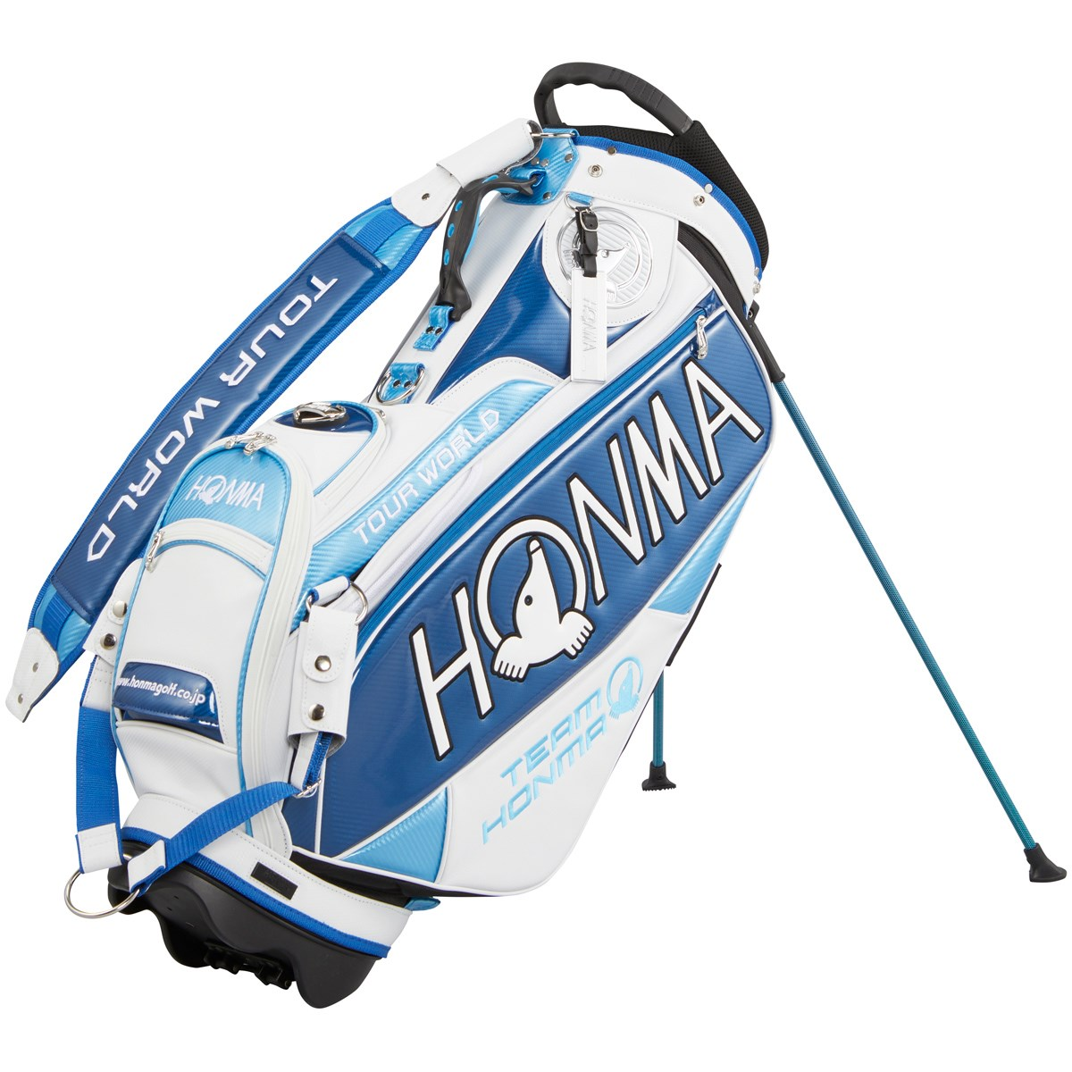 本間ゴルフ(HONMA GOLF) Regular LINE スタンドキャディバッグ