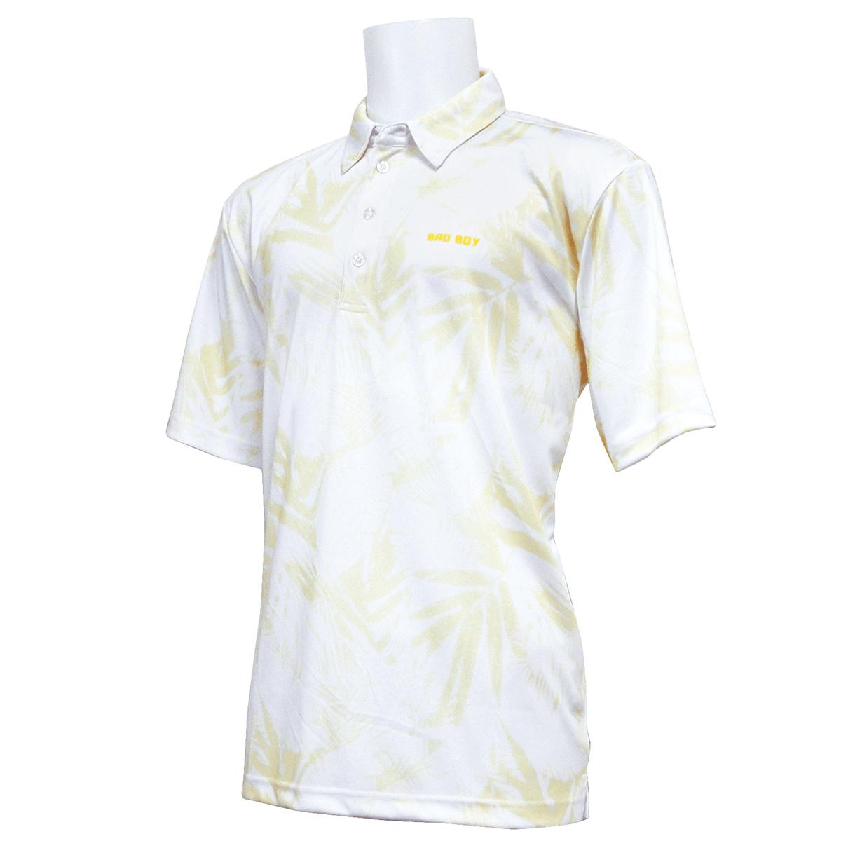 半袖台襟ポロシャツ