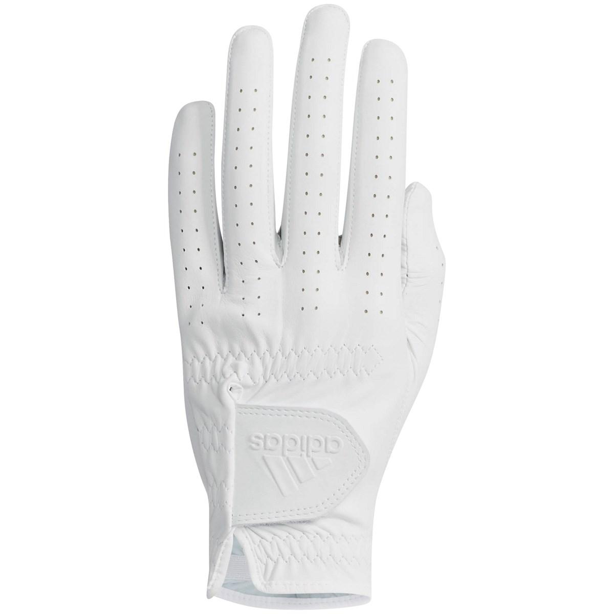 アディダス Adidas ULTIMATE Leather グローブ 21cm 左手着用(右利き用) ホワイト
