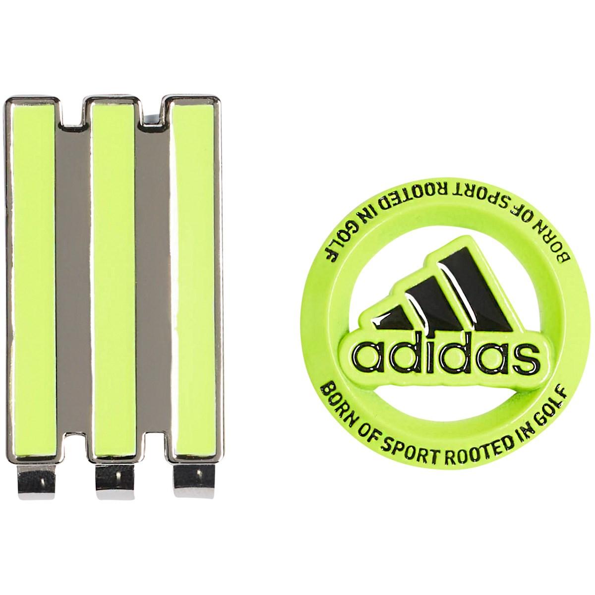 アディダス Adidas ネオンカラークリップマーカー イエロー