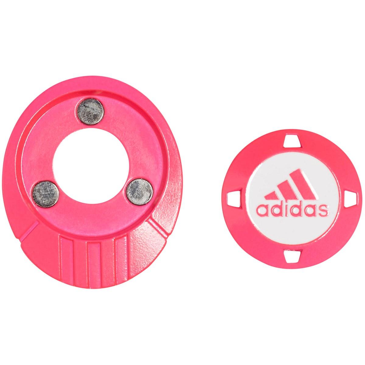 アディダス Adidas ネオンカラーツインマーカー ピンク