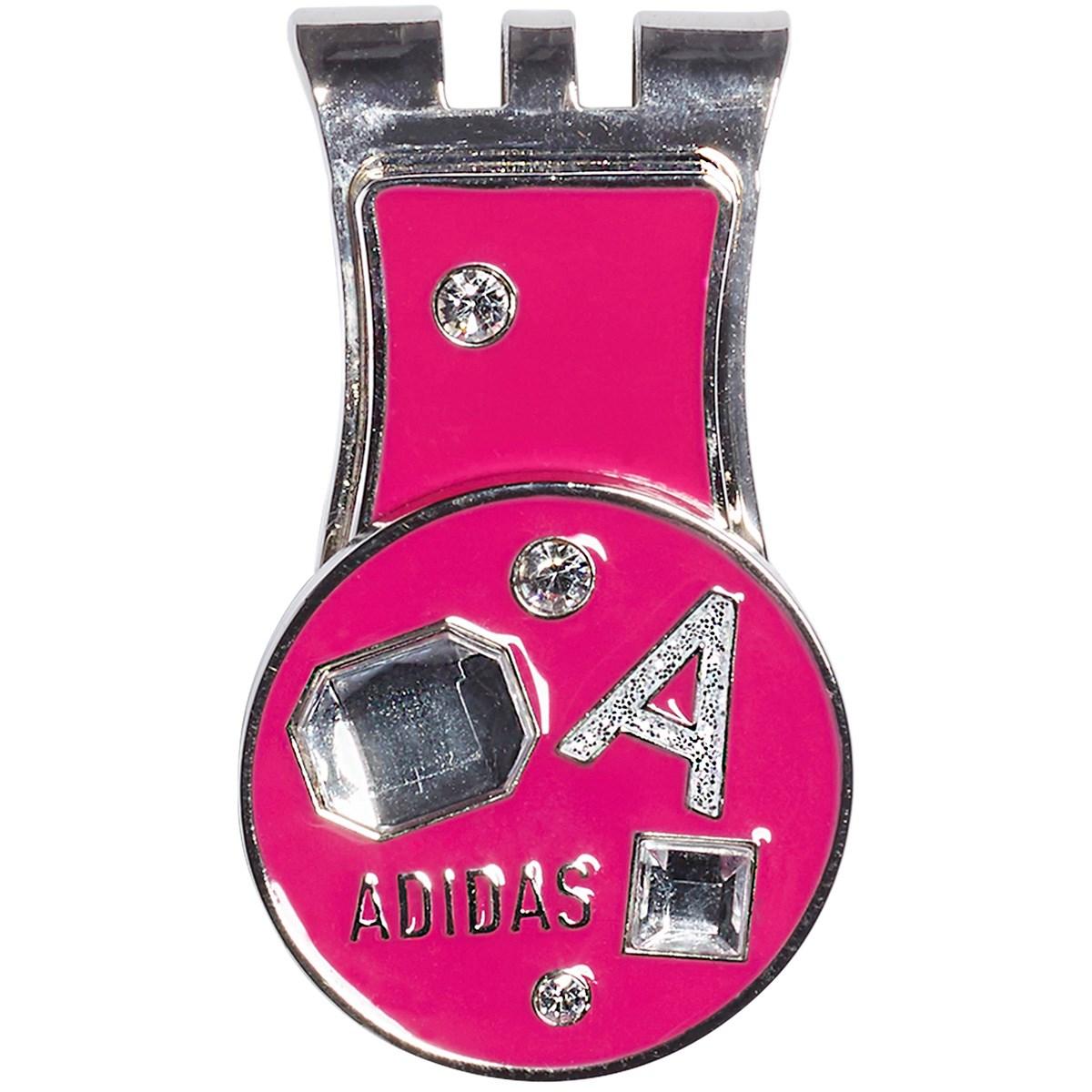 アディダス Adidas ストーンポケットコインマーカー ピンク