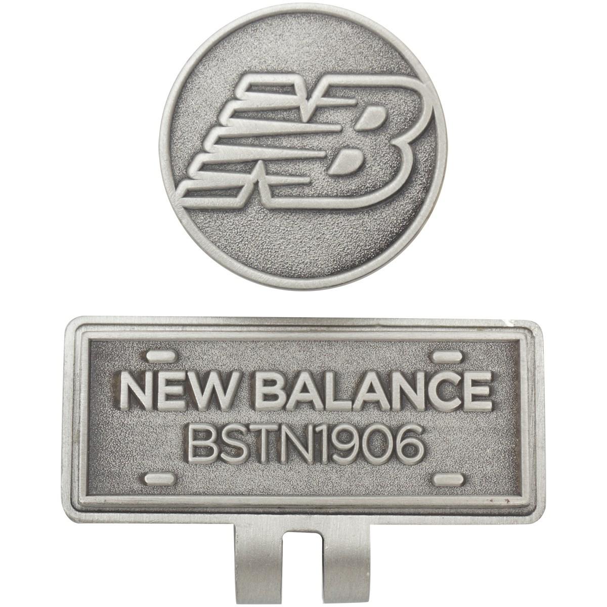 ニューバランス METRO NBメダル クリップマーカー