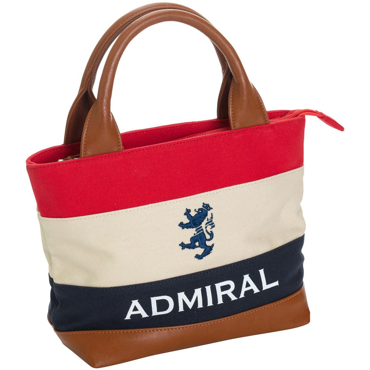 アドミラル Admiral 帆布ラウンドバッグ ブラウン 22