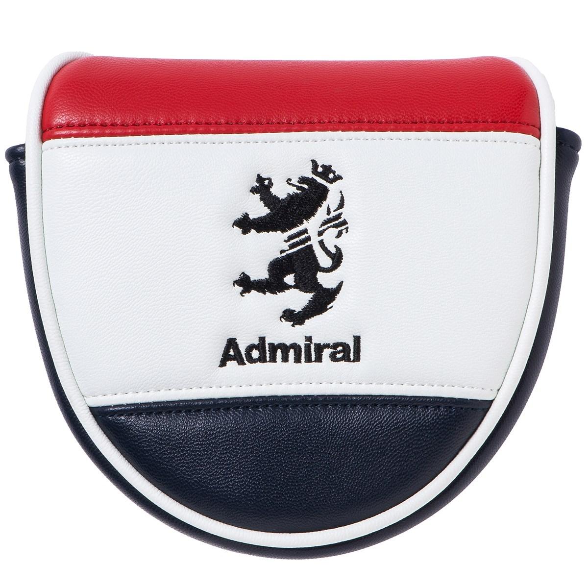 アドミラル Admiral ランパント パターカバー トリコロール 90