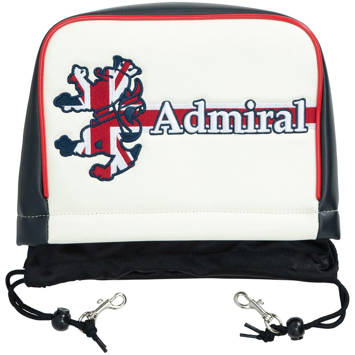 アドミラル Admiral スポーツ モデル アイアンカバー トリコロール 90