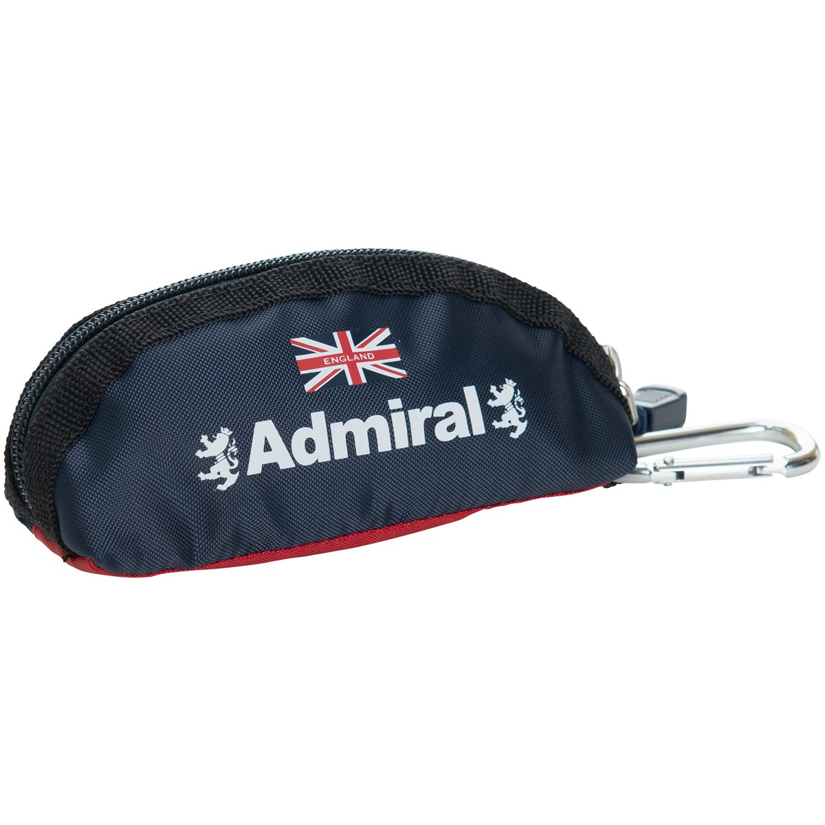 アドミラル Admiral ボールポーチ トリコロール 90
