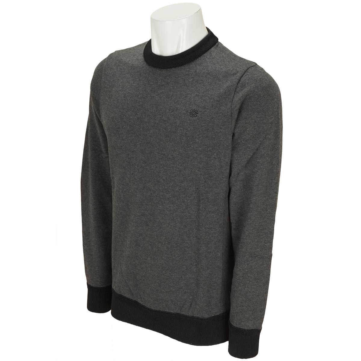 BlackLabel クルーネックセーター