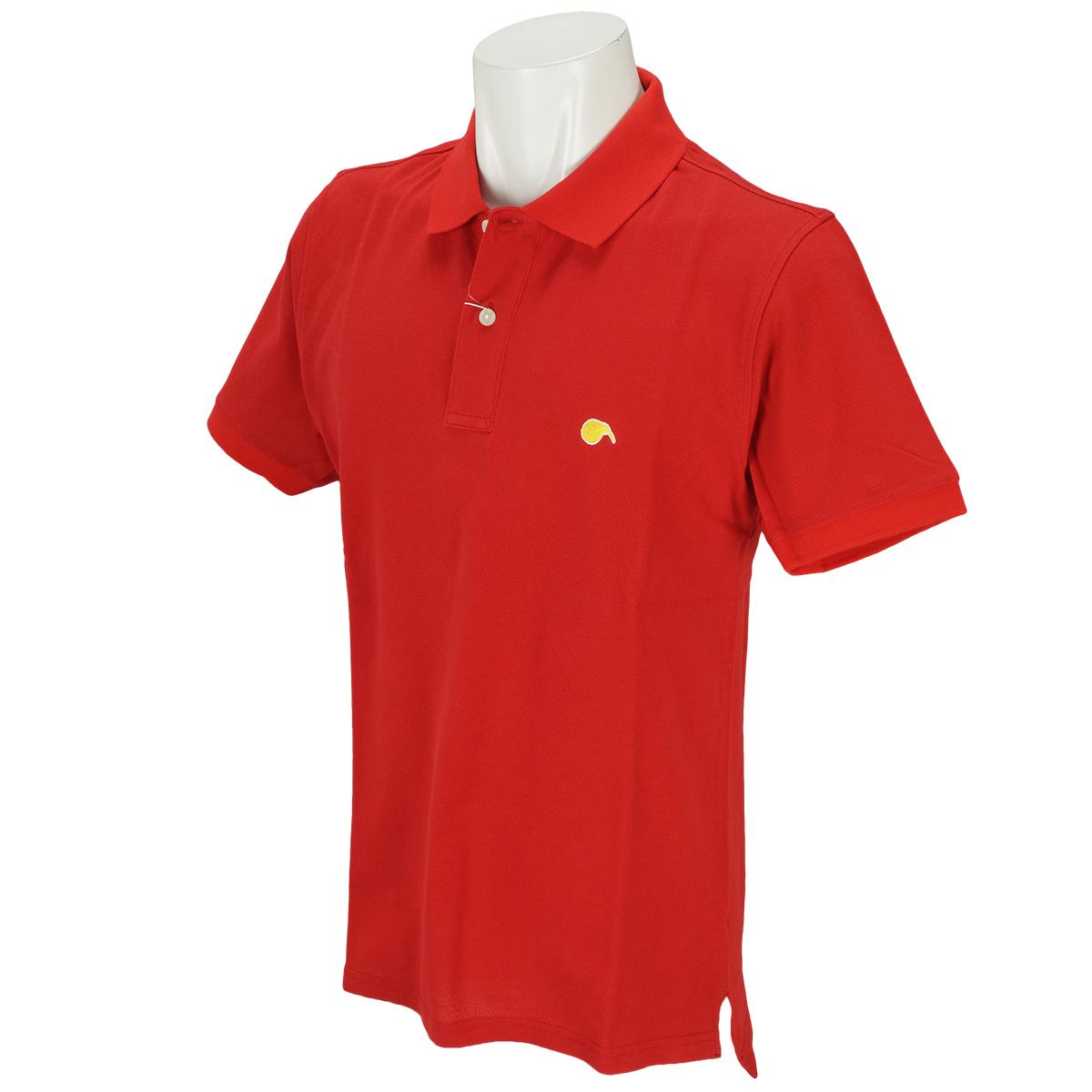 ドライピケ半袖ポロシャツ