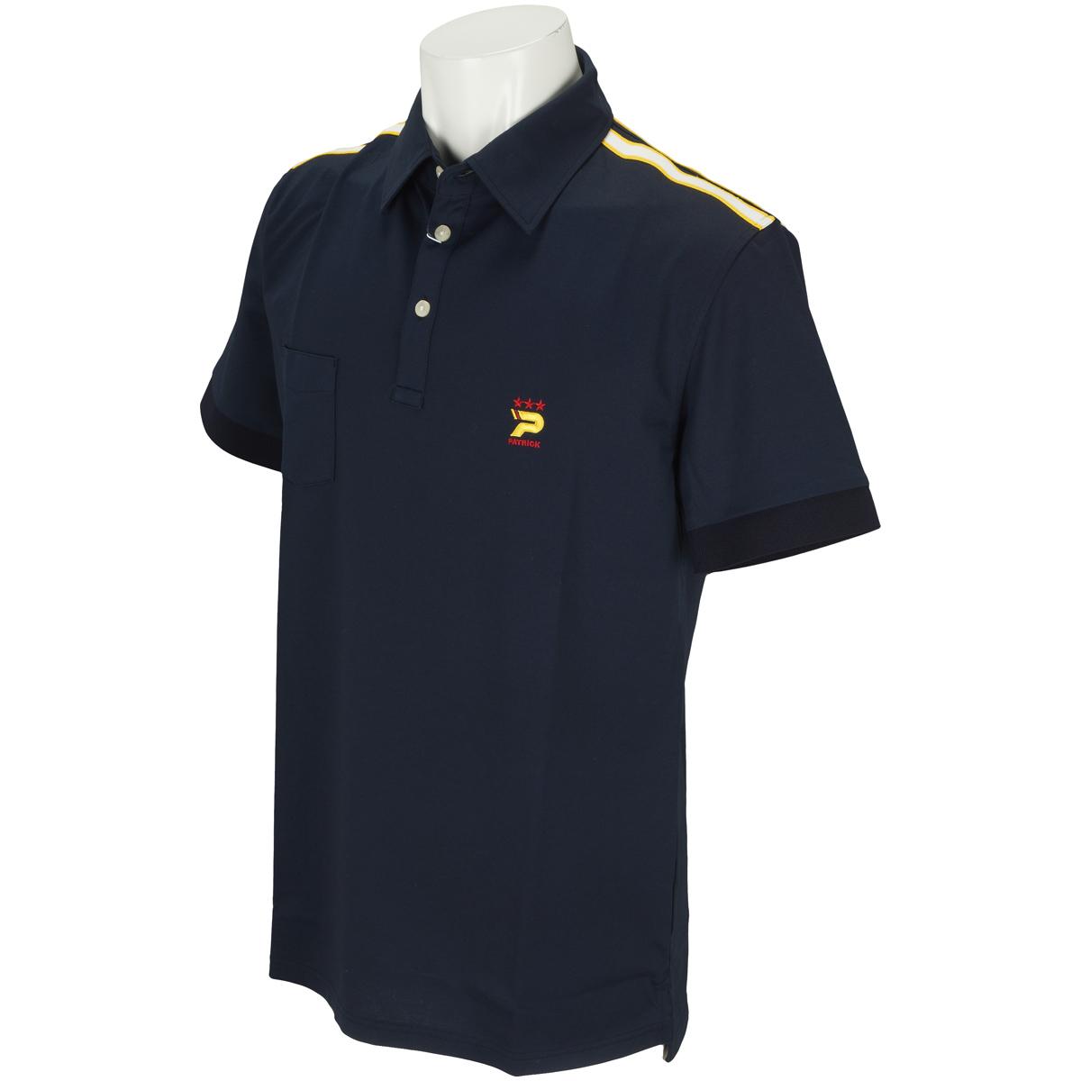 ストレッチライン半袖ポロシャツ