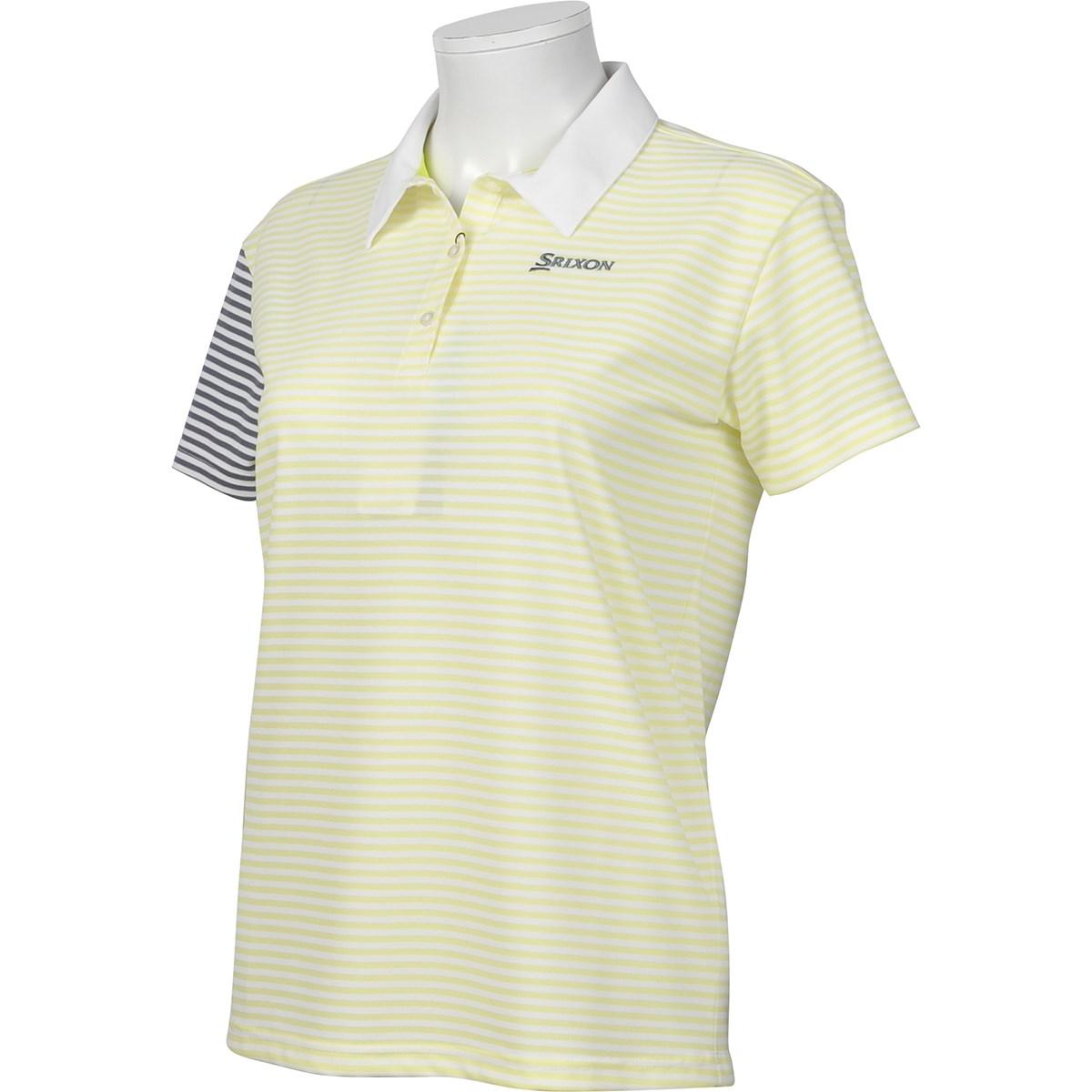 スリクソンゴルフ SRIXON 半袖ポロシャツ M イエロー 00 レディス