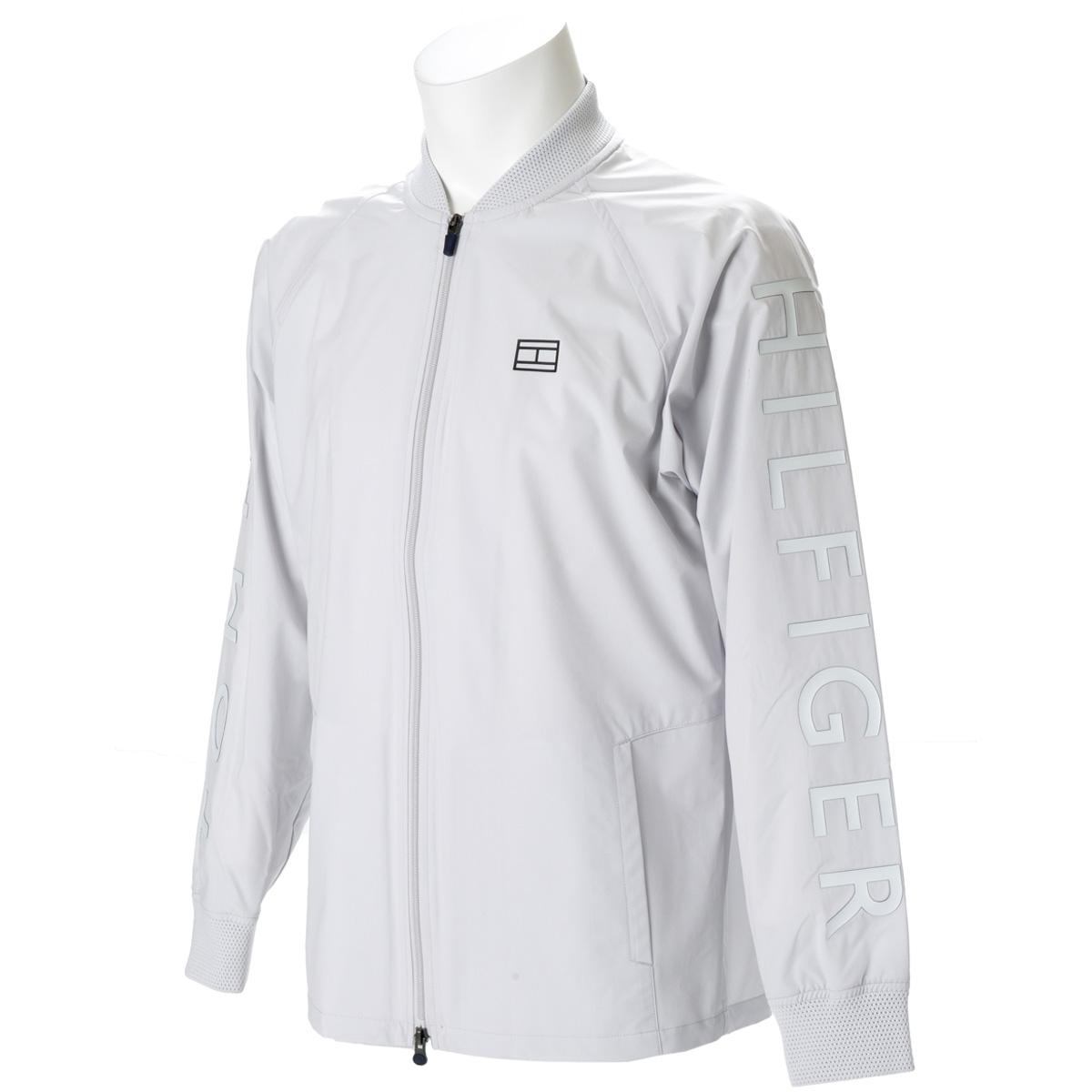 ストレッチ MA1 ウインドジャケット