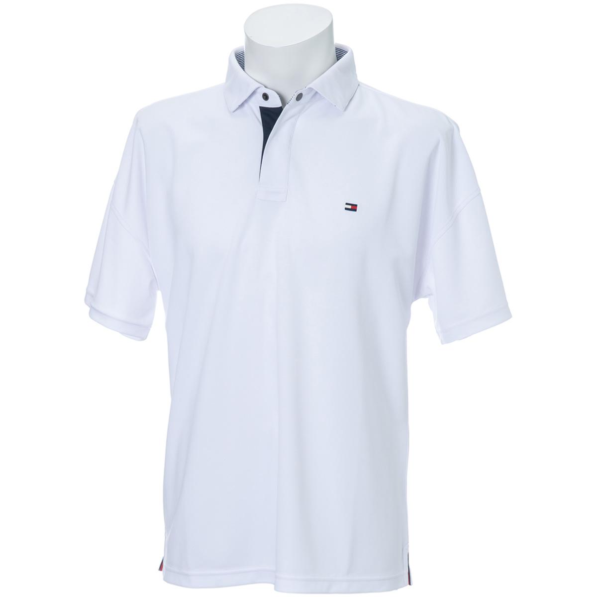 バックロゴ 半袖ポロシャツ