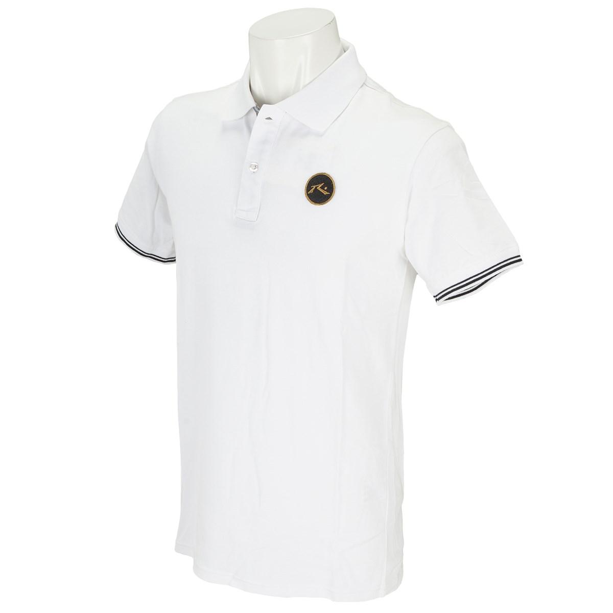 ラスティ 半袖ポロシャツ
