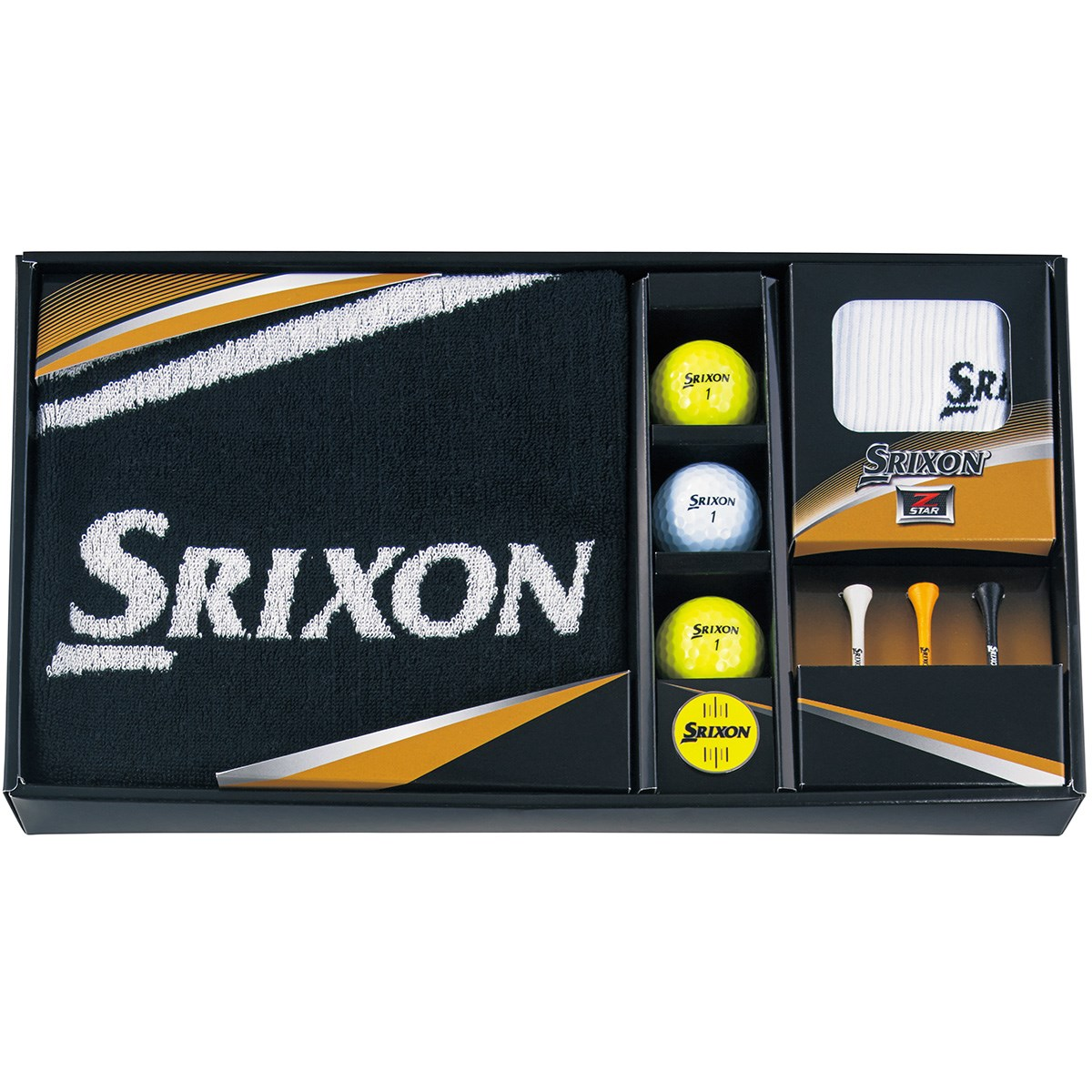 ダンロップ(DUNLOP) ギフトセット SRIXON Z-STAR ボール入り