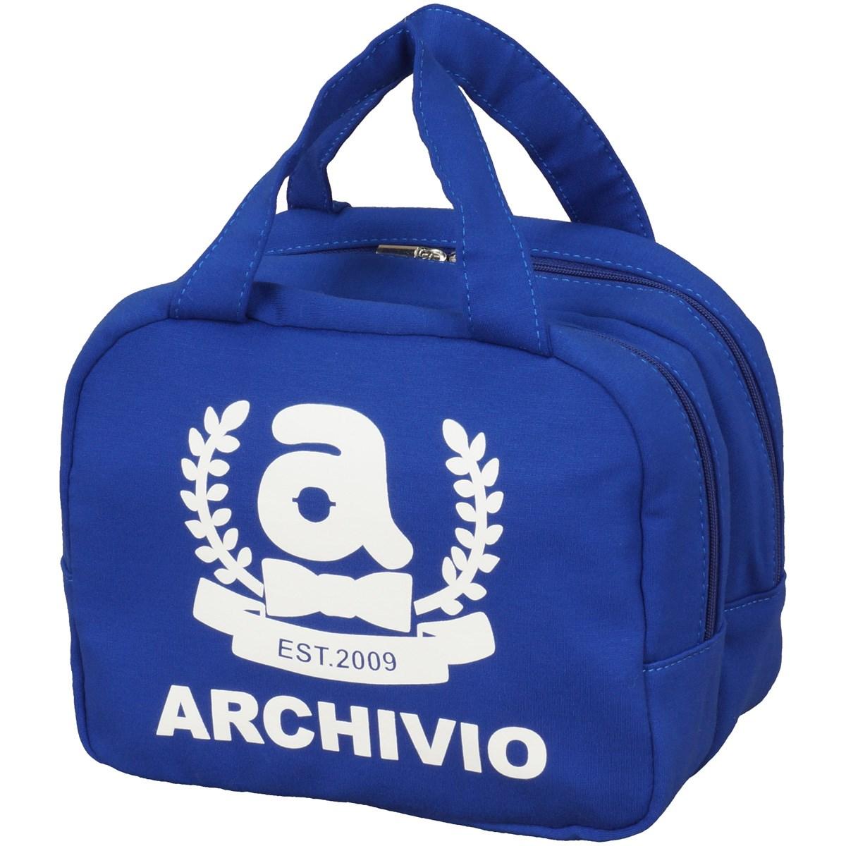 アルチビオ(archivio) ラウンドバッグ