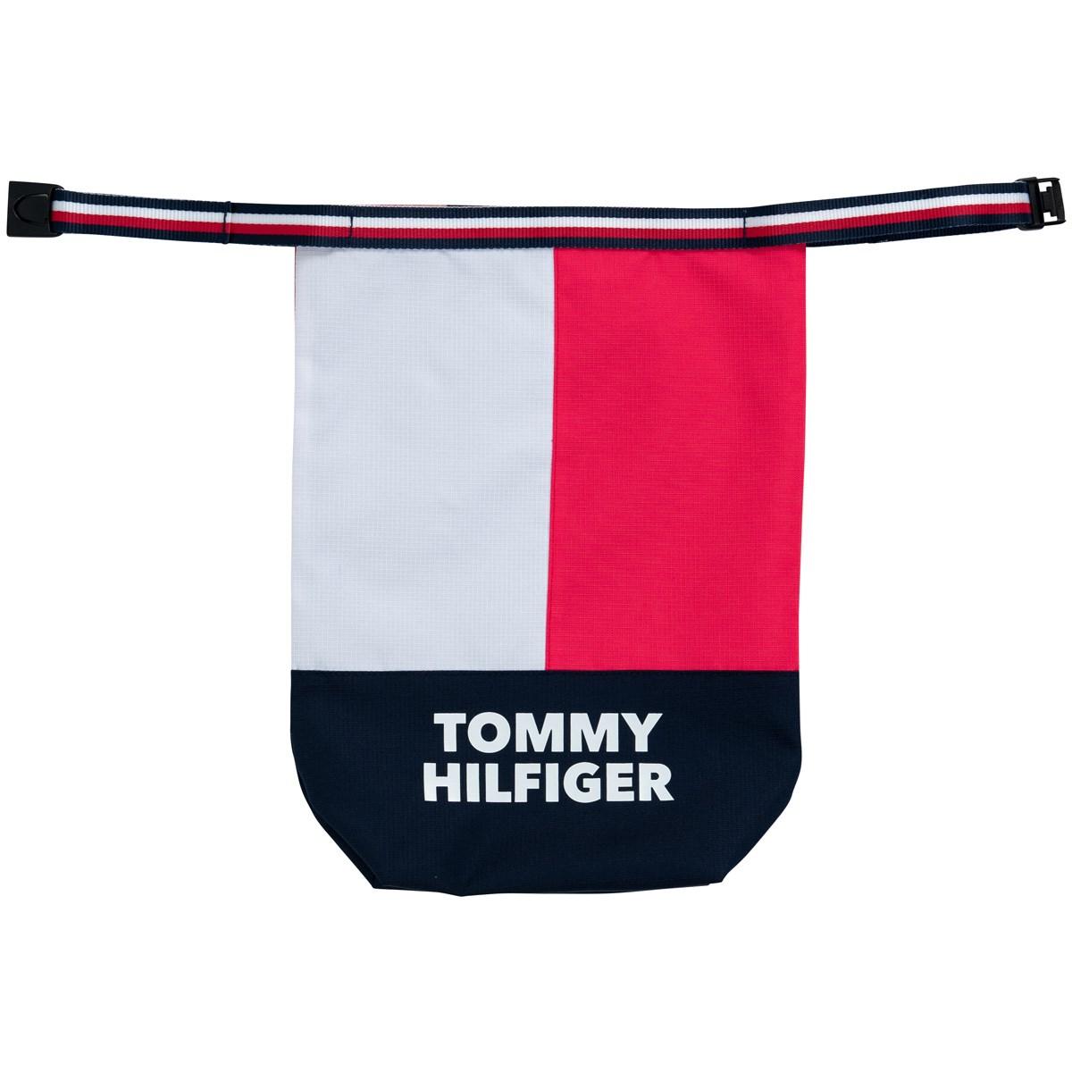 トミー ヒルフィガー ゴルフ TOMMY HILFIGER GOLF SPLIT シューズケース ピンク 48