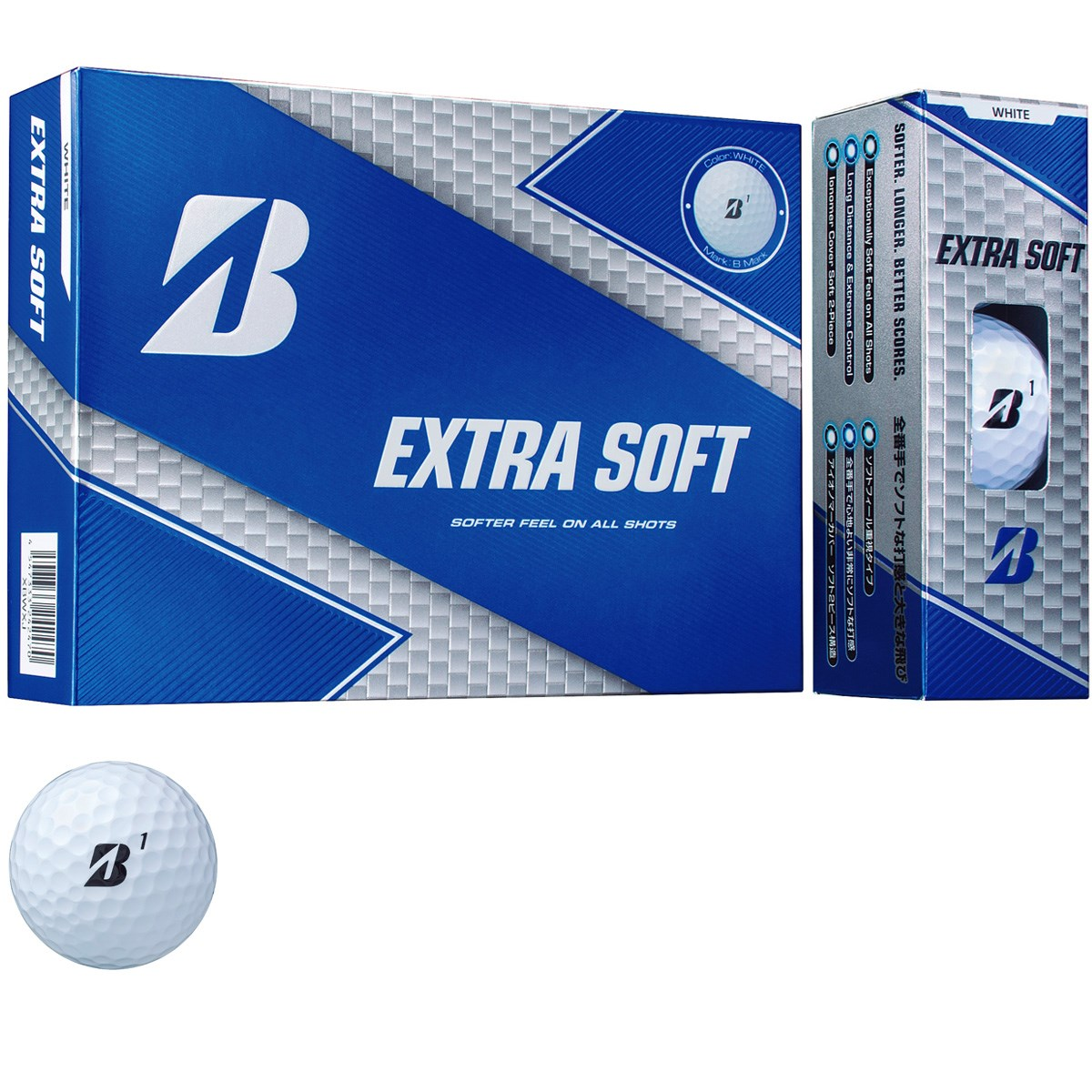 ブリヂストン(BRIDGESTONE GOLF) EXTRA SOFT ボール