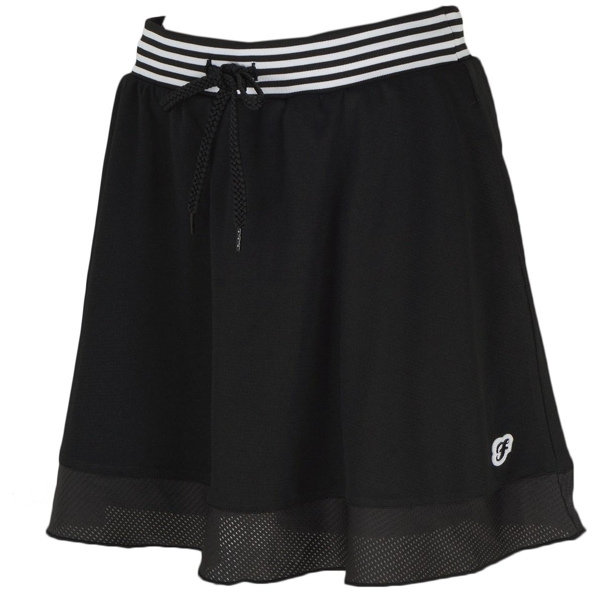 フィラ FILA スカート S ブラック レディス