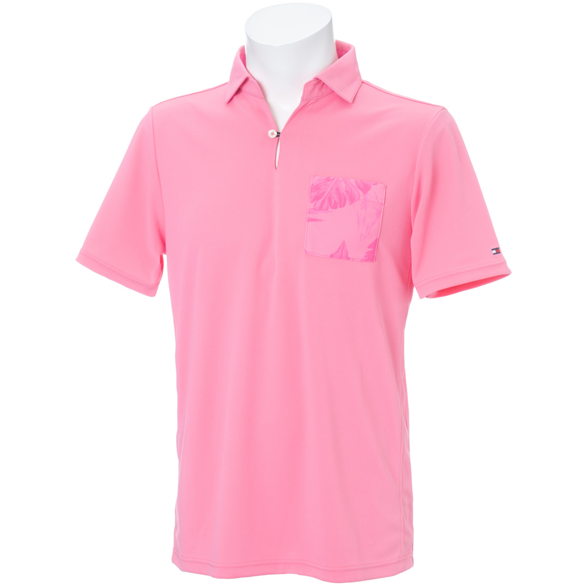 POCKET 半袖ポロシャツ