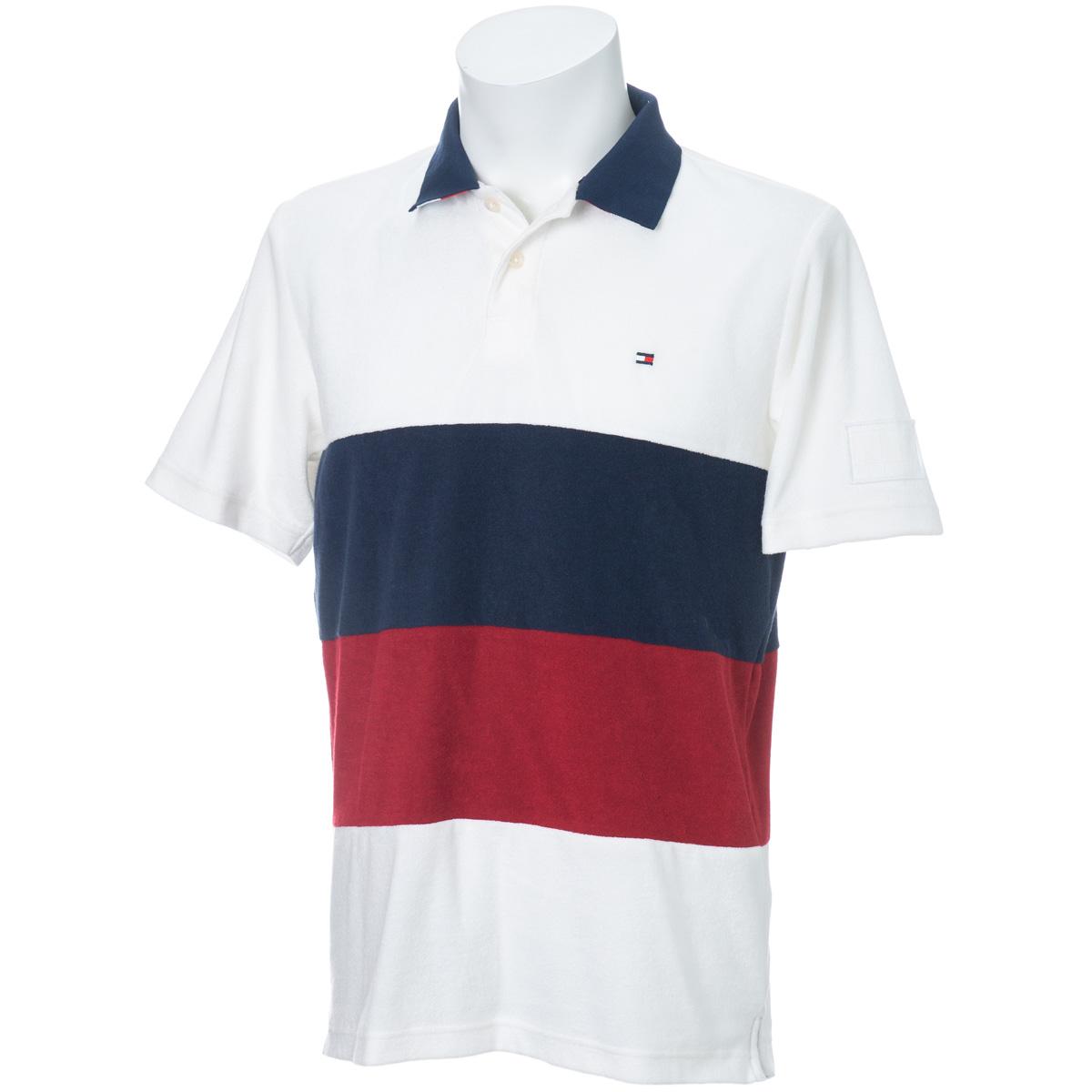 TERRY 半袖ポロシャツ