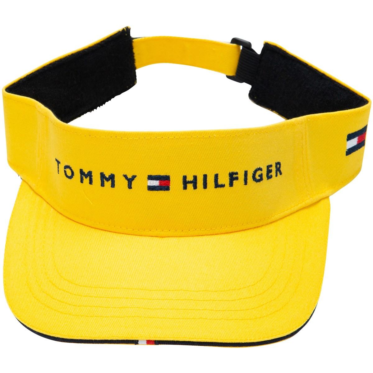 トミーヒルフィガー(Tommy Hilfiger) TH LOGO サンバイザー