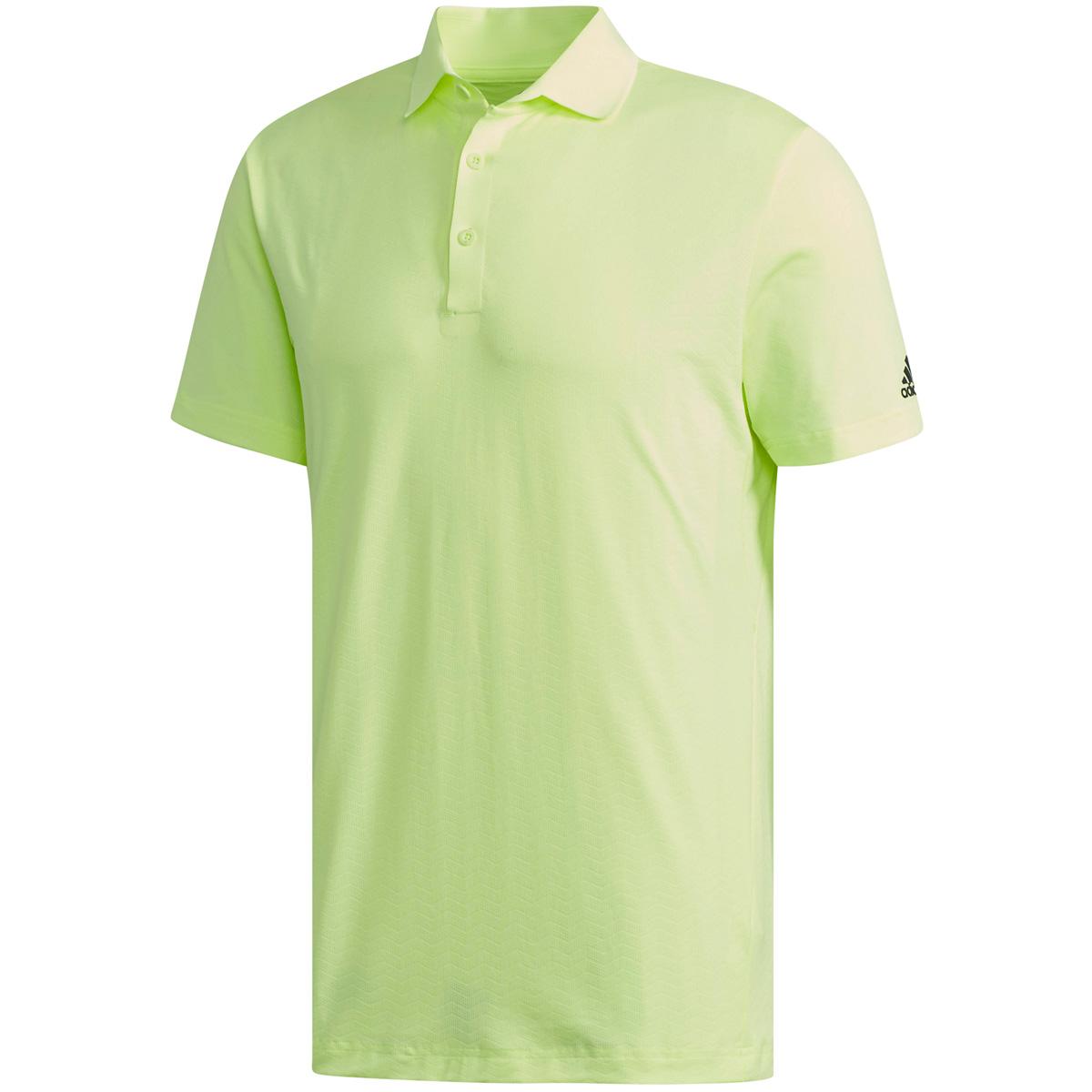 ストレッチ ULTIMATE365 climacool テクスチャー 半袖ポロシャツ