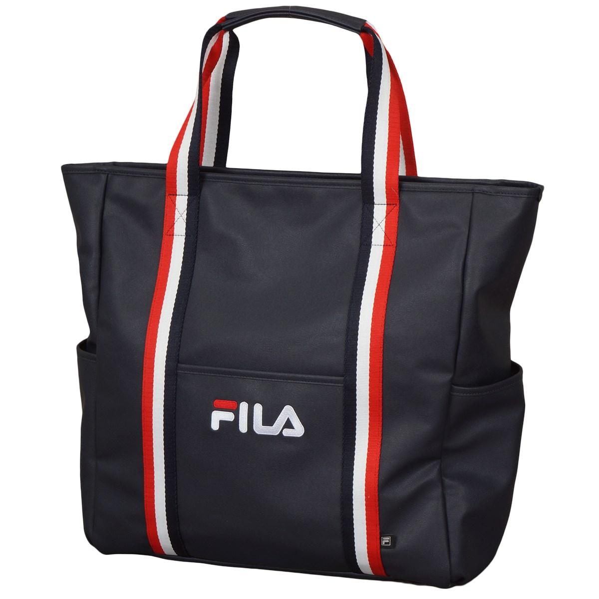フィラ FILA トートバッグ ネイビー