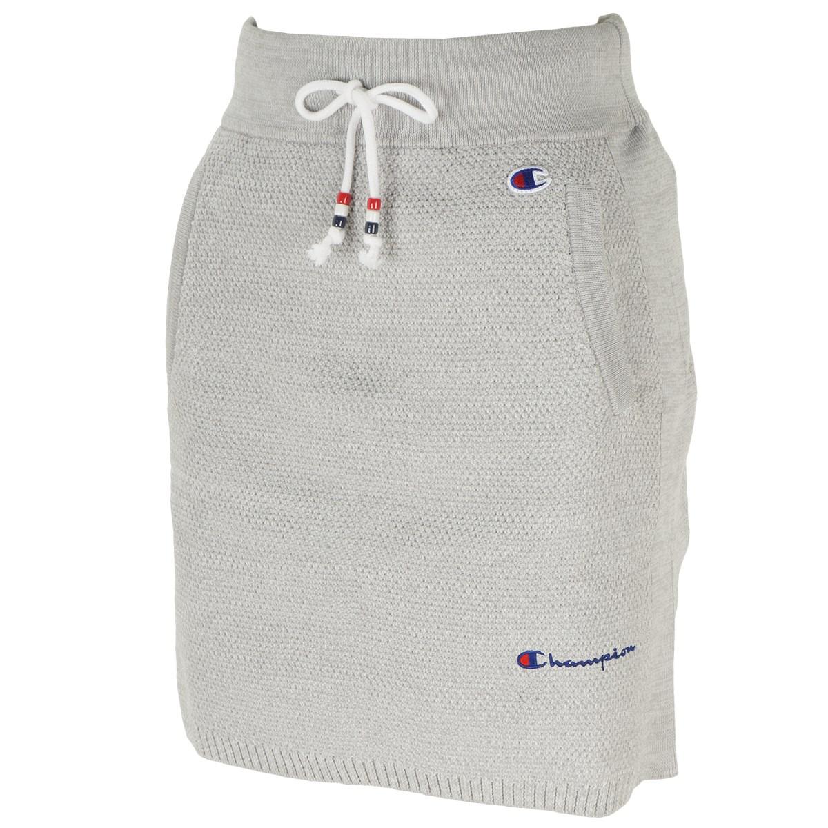 チャンピオン インナースカート付き スプリングニットスカートレディス
