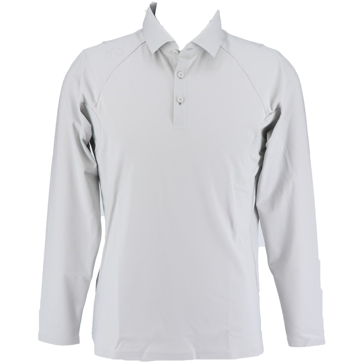 デサントゴルフ(DESCENTE GOLF) 長袖ポロシャツ