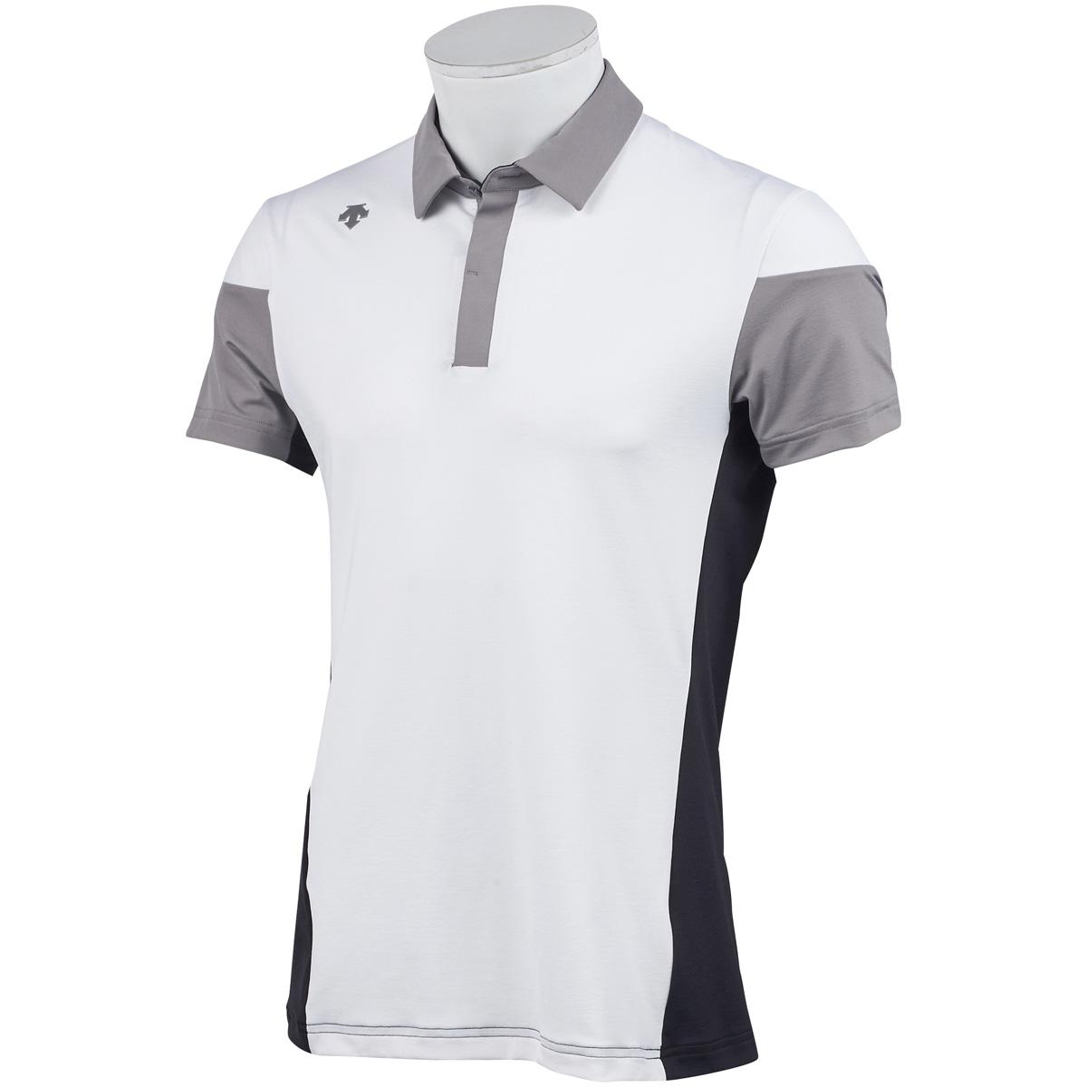 ストレッチ 半袖ポロシャツ