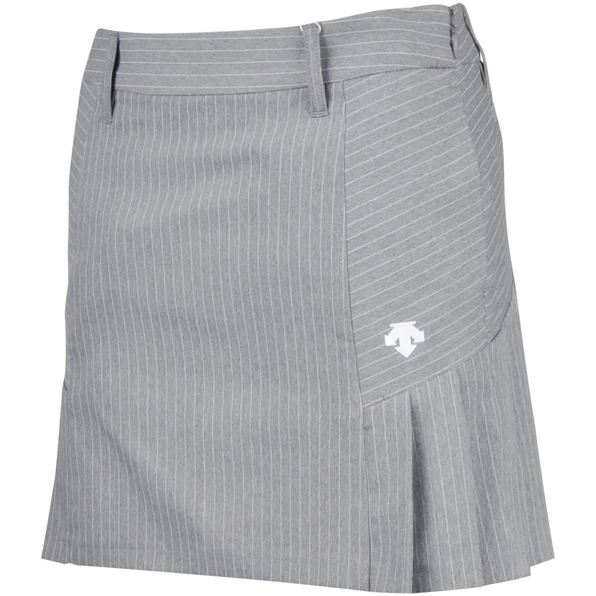 デサントゴルフ DESCENTE GOLF スカート 58 グレー 00 レディス