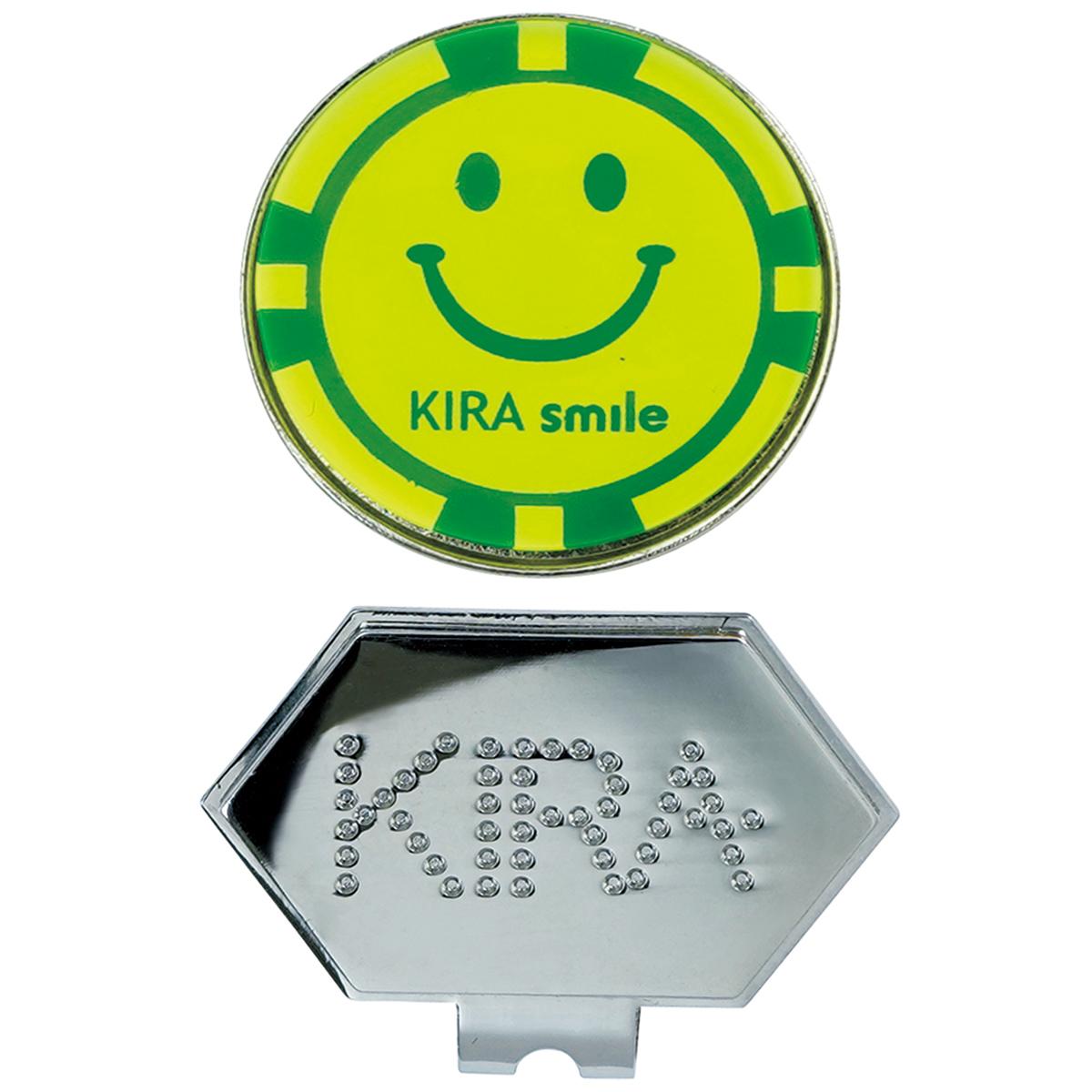 KIRA Smile クリップ&集光性マーカー