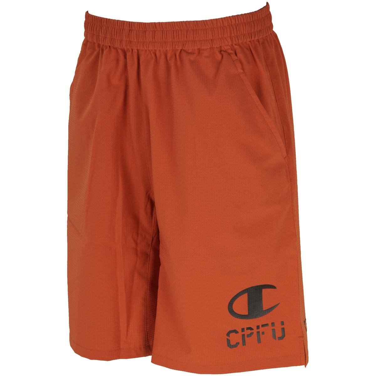 チャンピオン CPFU ストレッチ 軽量 高通気 ハーフパンツ