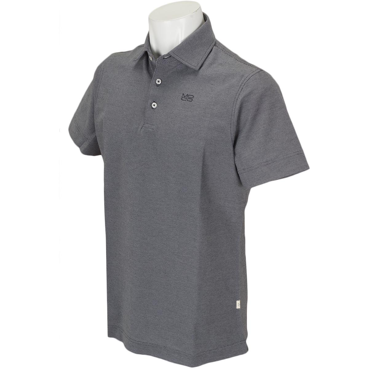 ドライ鹿の子半袖ポロシャツ