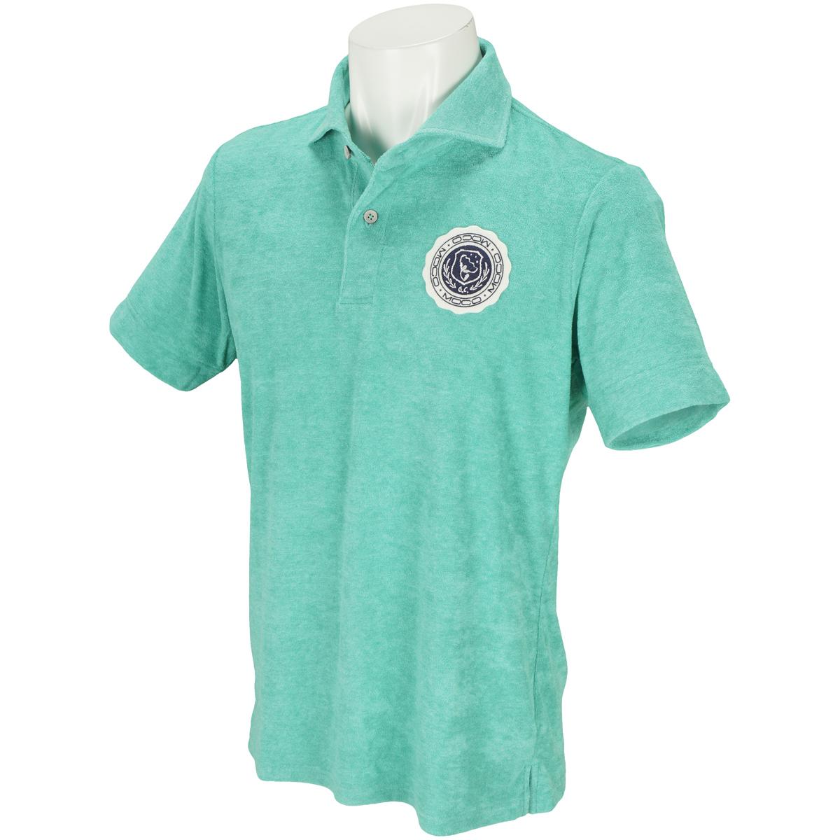 クールパイル半袖ポロシャツ