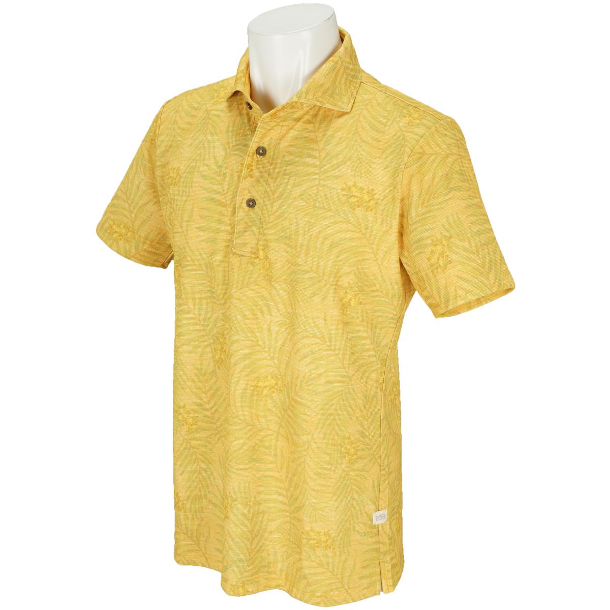 パームオックス半袖ポロシャツ